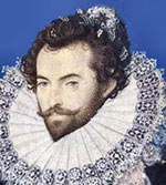 Sir Walter Raleigh Biografie