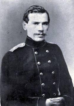 Leo Tolstoi Biografie