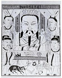 Cai Lun Biografie