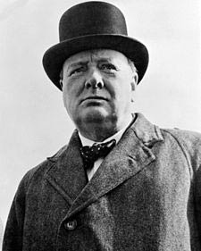 Winston Churchill Biografie
