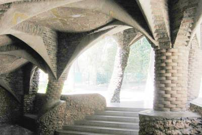 Liste der Top 10 Antoni Gaudi-Werke