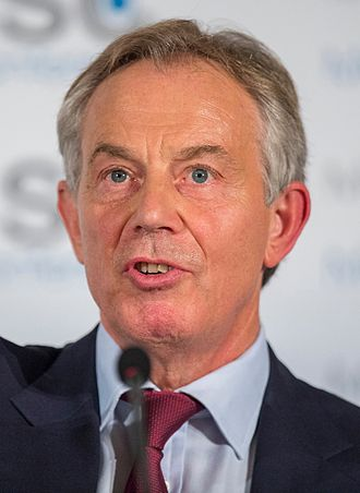 Tony Blair Biografie
