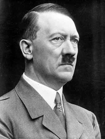 Adolf Hitler Biografie