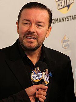 Biografie Ricky Gervais