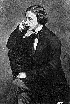 Lewis Carroll Biografie