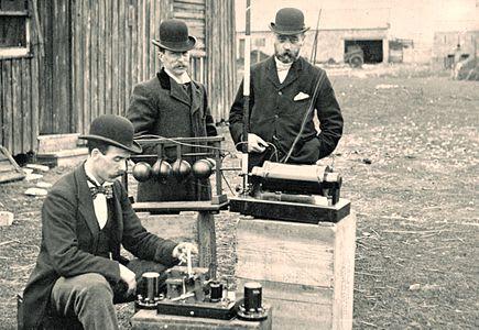 Guglielmo Marconi Biografie