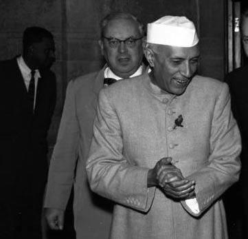 Jawaharlal Nehru Biografie