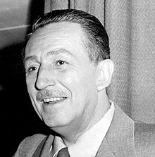 Walt Disney Biografie