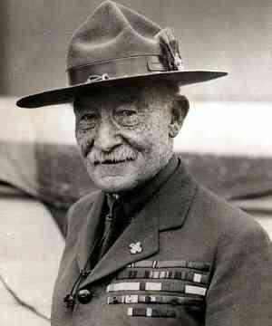 Lord Baden-Powell Biografie