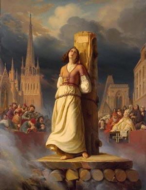 Jeanne d'Arc Biografie