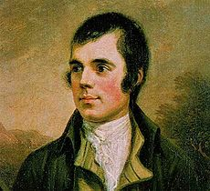 Robert Burns Biografie