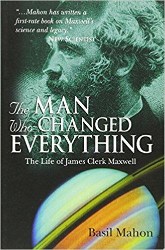 James Clerk Maxwell Biografie