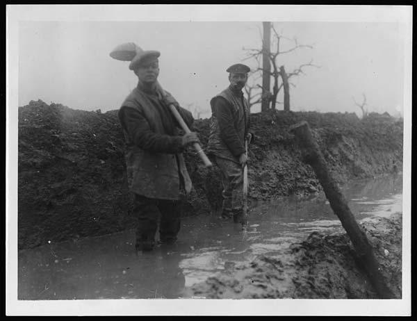 Fotos aus dem Ersten Weltkrieg