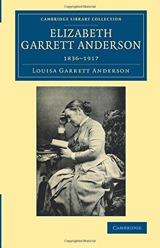 Elizabeth Garrett Anderson Biografie