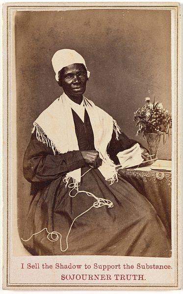 Biographie der Sojourner-Wahrheit