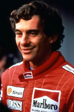 Ayrton Senna Biografie