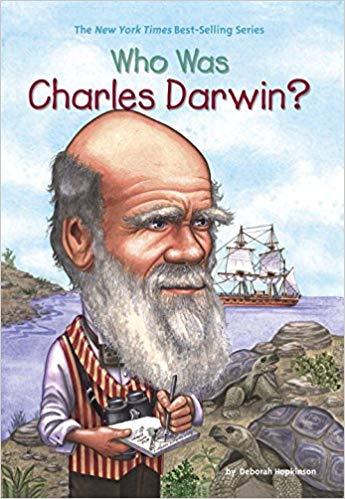 Charles Darwin Biografie