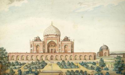 Liste der 7 schönsten Beispiele für Mughal-Architektur