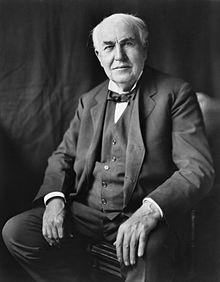 Thomas Edison Biografie