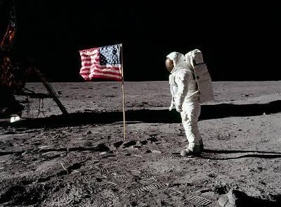 Liste der 6 bemannten Mondlandungen