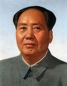 Vorsitzender Mao Zedong Biografie