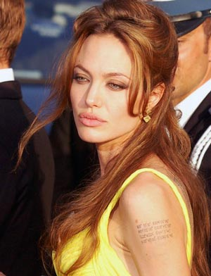 Angelina Jolie Biografie
