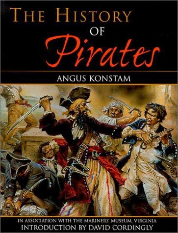 7 beliebte Bücher über die Geschichte der Piraten
