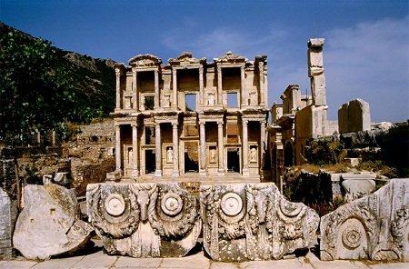 Top 10 historische Denkmäler aus der Antike