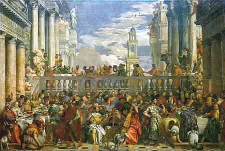 Liste der 10 bemerkenswerten Gemälde der religiösen Renaissance