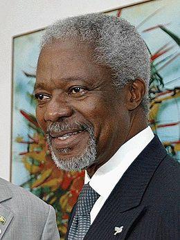 Kofi Annan Biografie