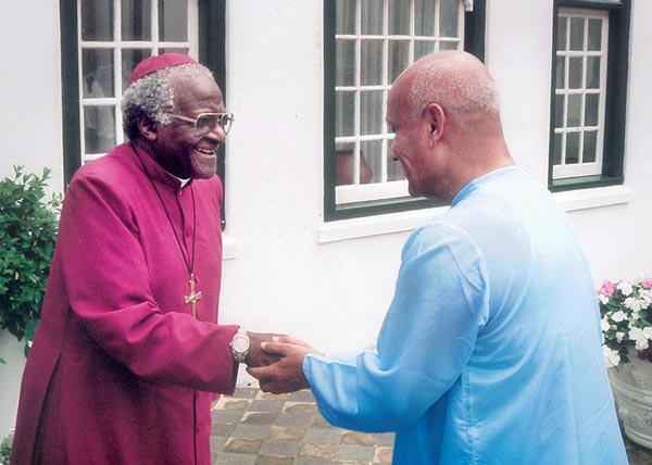 Desmond Tutu Biografie