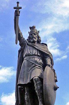 King Alfred Biografie