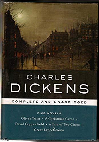 Charles Dickens Biografie