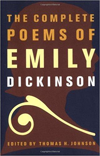 Biografie Emily Dickinson