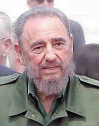 Fidel Castro Biografie