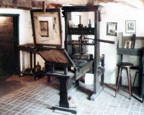 Johannes Gutenberg Biografie