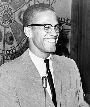 Malcolm X Biografie