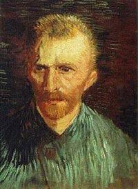 Vincent Van Gogh Biografie
