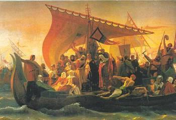 Liste der 9 Kreuzzüge ins Heilige Land