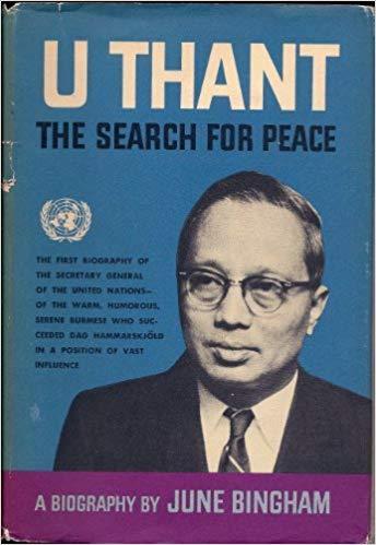 U Thant Biografie