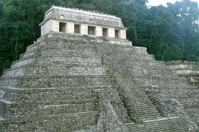 5 schönsten überlebenden Maya-Pyramiden