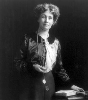 Emmeline Pankhurst Biografie