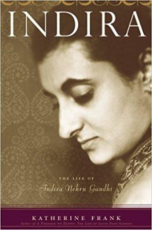 Indira Gandhi Biografie