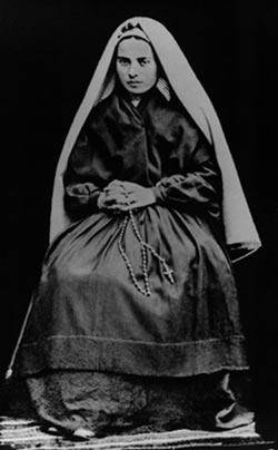 Biografie von Bernadette Soubirous