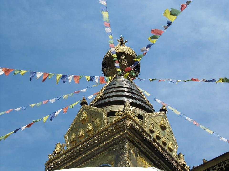 Buddhistische Festivaltage
