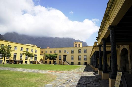 7 erstaunliche Festungen, Festungen und Schlösser in Afrika