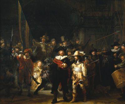 Liste der 10 berühmtesten Gemälde von Rembrandt