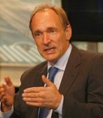 Tim Berners-Lee Biografie