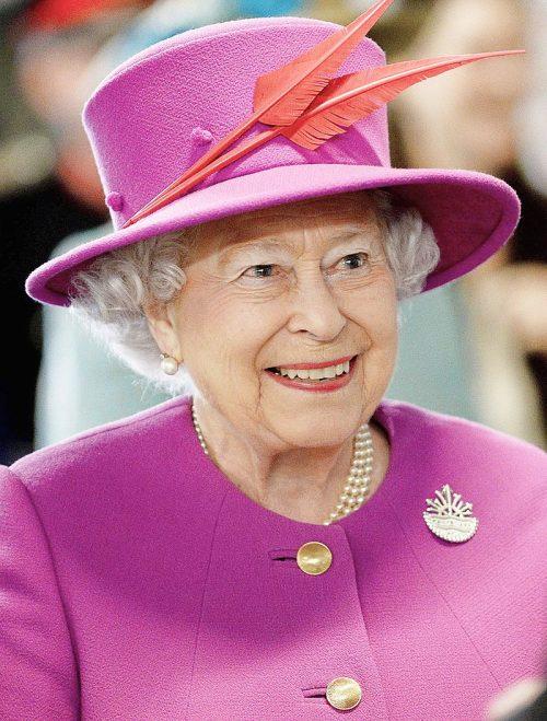 Königin Elizabeth II. Biografie