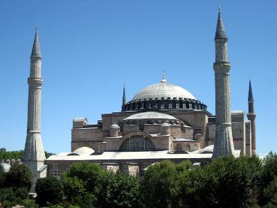 10 großartige Beispiele für byzantinische Architektur